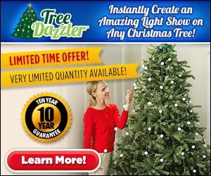As Seen On TV Tree Dazzler