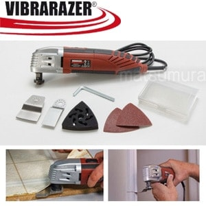 vibrarazer power hand tool