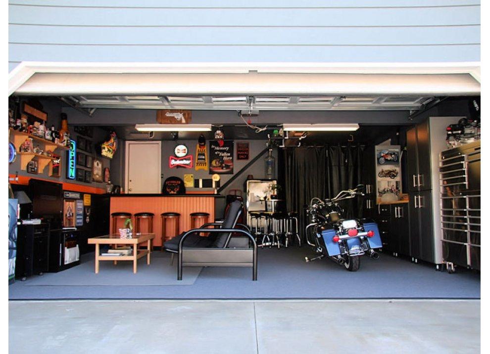 Harley Davidson Gli Accessori Per Il Garage 2015 Infomotori