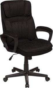 AmazonBasics Classic Leather Executive chair