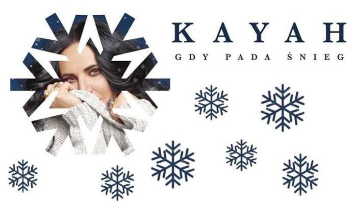 Znalezione obrazy dla zapytania kayah gdy pada snieg