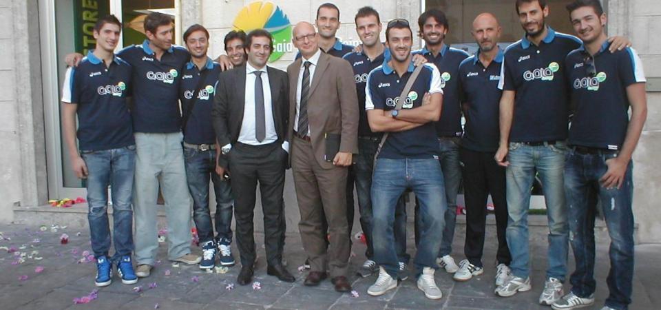 Gaia Energy Napoli, perde il Big match contro Castellana