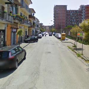 Recupero urbano via Luigi Rocco: dal 4 febbraio chiuso un tratto di strada