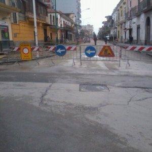 Arzano, recupero urbano via Luigi Rocco, i commercianti chiedono  l'ultimazione dei lavori in tempi brevi