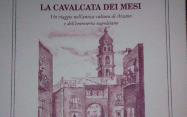 """Arzano, """"La cavalcata dei mesi"""", sabato 20 Aprile presentazione del libro"""