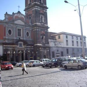 Napoli, rissa in piazza del Carmine. Sette arrestati ed un ferito.