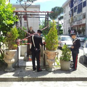 """Casavatore,  cappella votiva sequestrata ai """"girati"""""""