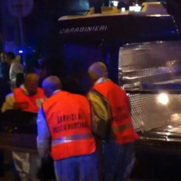 Arzano, rapinatore ucciso Ritrovata l'auto a pochi passi dalla gioielleria