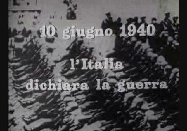 Arzano, conflitto mondiale del 1943, lapide in ricordo delle vittime nei pressi di via Roma