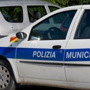 Task force della polizia locale nella terra dei fuochi. Due sequestri.