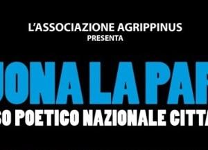 Risuona la parola, concorso nazionale di poesia. Premiazione all'istituto Don Geremia Piscopo