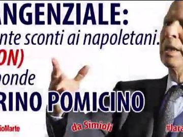 Tangenziale di Napoli, scontro tra Pomicino e la Radiazza; ascolta l'intervista