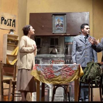 """La Compagnia teatrale """"Li Sciosciammocca"""": il ritorno dei fratelli Flavio e Adriano Calvo"""
