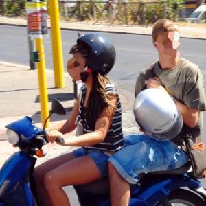 Sant'Antimo, tutto pronto per la campagna di sensibilizzazione il casco