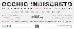 vernissage ciro lauria