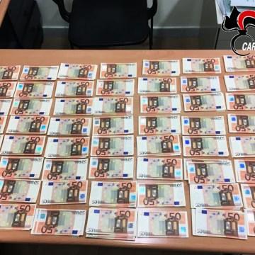 Afragola, nascondeva 76mila euro falsi in cantina. Scoperto è stato tratto in arresto