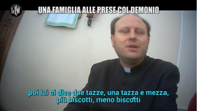 Casapesenna, arrestato Don Michele Barone. Ai domiciliari i genitori della bambina ed un funzionario di Polizia