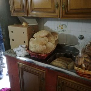 Sant'Antimo, pane e pizza preparati in pessime condizioni igieniche. Polizia Locale sequestra un forno. Guarda il video