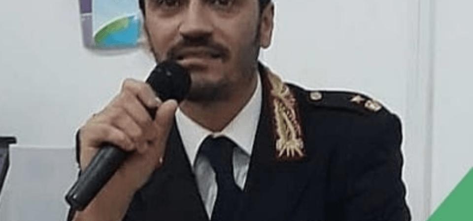 Calvizzano, comandante Biagio Chiariello, eletto personaggio dell'anno