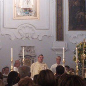 Frattamaggiore, festa grande per il 25esimo anniversario di sacerdozio di Don Giovanni Del Prete