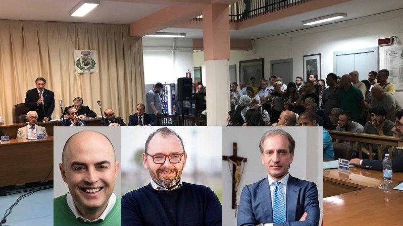 """Grumo Nevano, Landolfo pronto alla rinuncia dello""""stipendio"""". Campanile: """"abbiamo fatto emergere il dissenso nella maggioranza""""."""