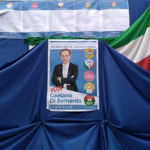 Un grande bluff il progetto politico di Di Bernardo. Non esiste un'altra maggioranza