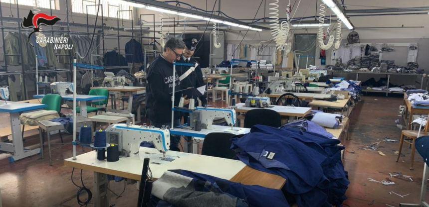Arzano, scoperti 20 lavoratori in nero; 4 con reddito di cittadinanza