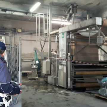 Tutela ambientale, tintoria industriale illegale sotto sequestro. Multa da 15 mila euro