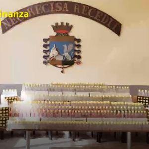 Coronavirus, altre 2500 confezioni di igienizzante mani sotto sequestro