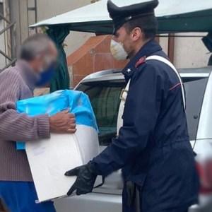 Coronavirus, comincia la fame. Intervento dei Carabinieri a Sant'Antimo, Villaricca e San Vitaliano