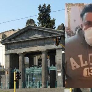 Napoli, Luca Franzese e la sua famiglia non potranno dare l'ultimo saluto alla sorella. Salma dissequestrata e trasportata al cimitero