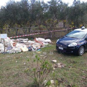 Terra dei Fuochi,  i rifiuti della ristrutturazione di una scuola del casertano smaltiti illecitamente