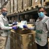 """""""Respiro Corto"""": la GdF sequestra oltre 1 milione di mascherine e 565 termoscanner con falso marchio CE"""