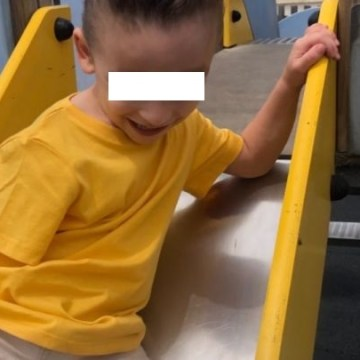 Grumo Nevano, una speranza per il piccolo Vito. Una raccolta fondi per restituirgli la libertà