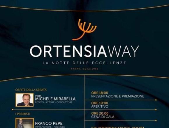 Alvignano, Ortensiaway, la Notte delle Eccellenze per valorizzare il territorio e le competenze del casertano