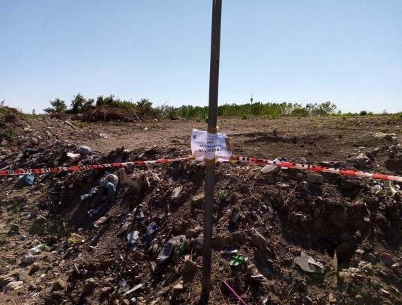 Grumo Nevano, Terra dei Fuochi: sequestrata area di 66mila metri quadri