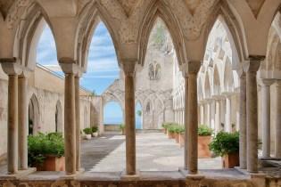 Amalfi (SA) Chiostro di S. Pietro della Canonica presso Grand Hotel di Amalfi © Foto Filippo Galluzzi