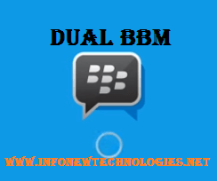 Install Dual BBM on Android