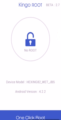 Root Android without PC by KingoApps