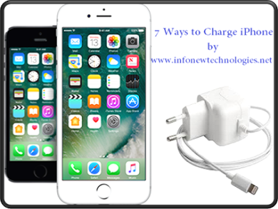 7 Ways to Charge iPhone Faster