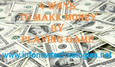 4 Ways to Make Money by Playing Game, sell the money game