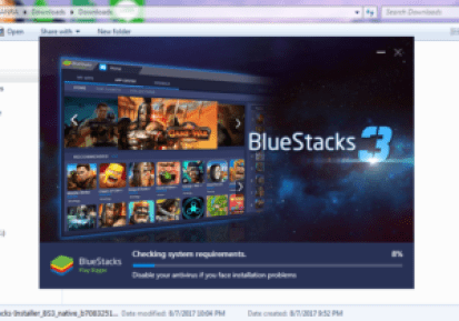 how to Install bluestacks on PC or Laptop