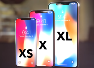 Upcoming phones 2018