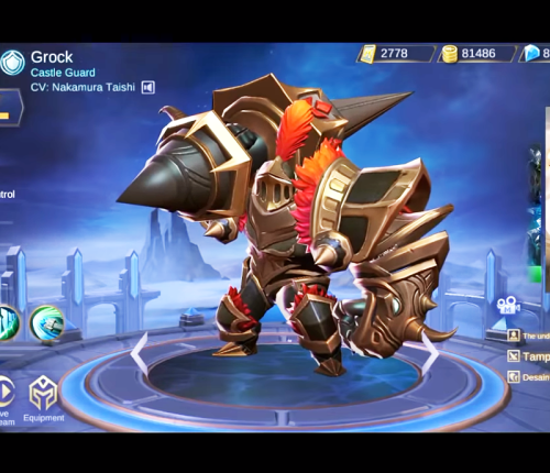 Grock Hero Guide