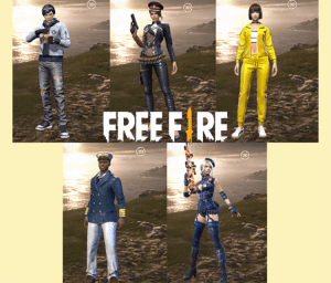Free Fire | INFO TECHNOLOGY