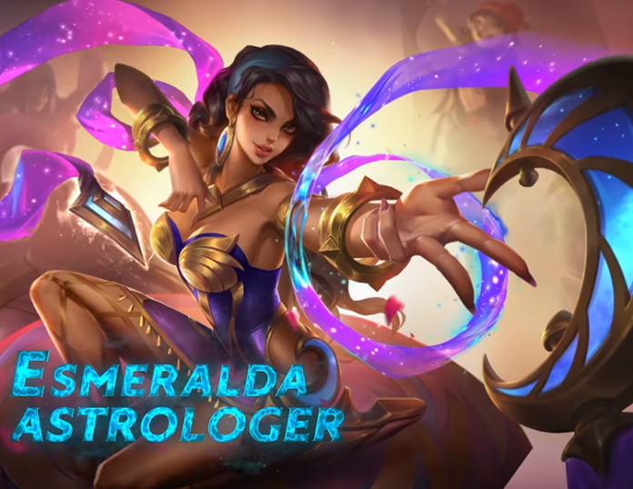 Esmeralda Hero Guide