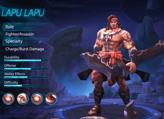 Lapu-Lapu Hero Guide