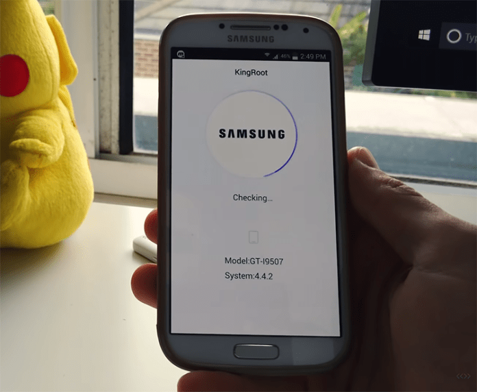 How to Root Android using Kingroot
