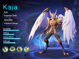 Kaja Hero Guide
