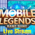 Mobile Legends Live Stream Tips to expose your Amazing Playing Talent